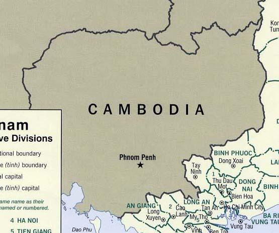 印度教在柬埔寨,老挝和越南